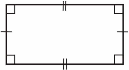 tính chất của hình chữ nhật