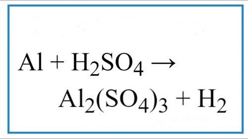 al-h2so4