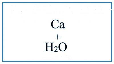 ca-h2o