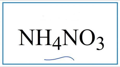 hno3-ra-nh4no3