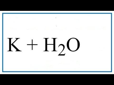 k-h2O