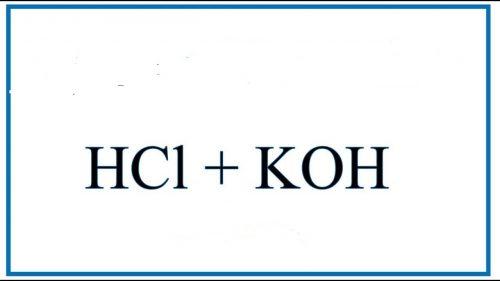 koh-hcl