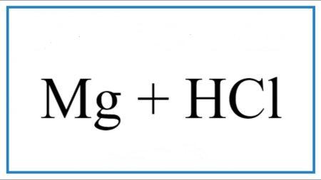 mg-hcl