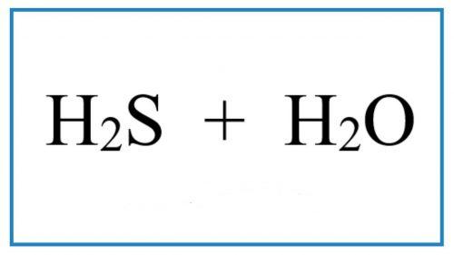 h2s-h2o