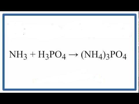 nh3-h3po4